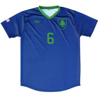 Massachusetts State Cup Soccer Jersey