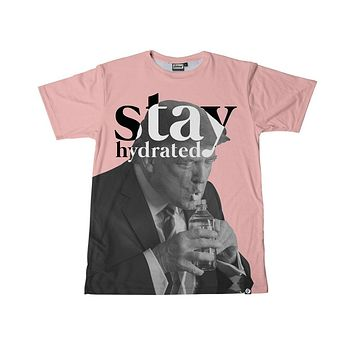 Stay Hydrated Trump Men's Tee