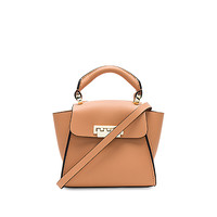Zac Zac Posen Eartha Iconic Mini Bag in Vachetta