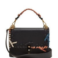 Kan I whipstitched leather cross-body bag | Fendi | MATCHESFASHION.COM US