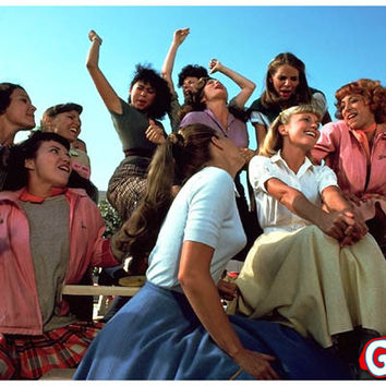 Grease The Pink Ladies Movie Poster 11x17