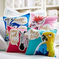 Paradise Inspiration Pillow Covers