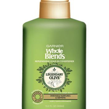 Garnier Replenishing Leave-in Conditioner with Virgin-Pressed Olive Oil & Olive Leaf Extracts