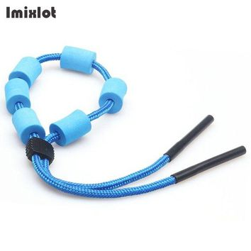 Swimming Pool beach Imixlot Nylon Glasses Cord Foam Beaded Eyeglass Eyewears Sunglasses Glasses Chain Cord Holder Neck Strap Rope For SwimSwimming Pool beach KO_14_1