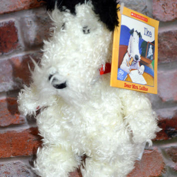 Ike LaRue The Dog from Scholastic Books Plush