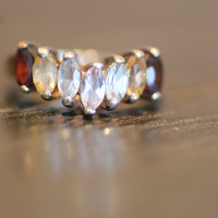Vintage Marquise Ring