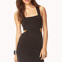 Daring Cutout Dress