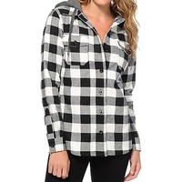 Empyre Hutchinson Black Flannel Jacket