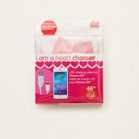 Aerie 's Dci I Am A Heart Charger (Bright Pink)