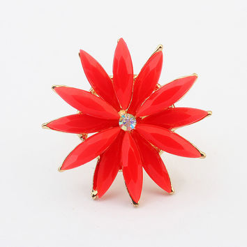Shiny Jewelry Gift New Arrival Stylish Double-layered Accessory Ring [4918800900]