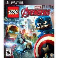 LEGO Marvel's Avengers - PlayStation 3