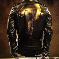 What Now Kevin Hart Leather Jacket - Available in All Sizes + Free Gift