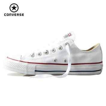 VONR3I Original Converse classic all star canvas shoes men and women sneakers low classic Ska