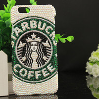 Starbuck iPhone 6 case iPhone 6 Plus case iPhone 5s case iPhone 5 case Bling iPhone 4 case iPhone 5c case cute iPhone 6 case iphone case