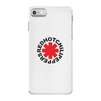RED HOT CHILI PEPPERS iPhone 7 Case