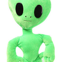 KL Living Toy Alien Plushie