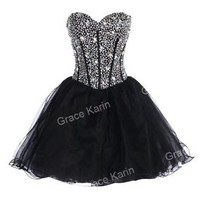 Summer Homecoming Dress Evening Ball Gown Bridesmaid Short Wedding PROM Dresses