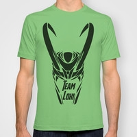 Team Loki T-shirt by Jasmine Shull