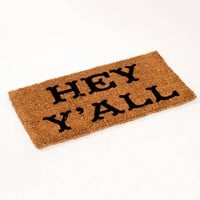The Gypsy Wagon | Hey Y'all Welcome Mat