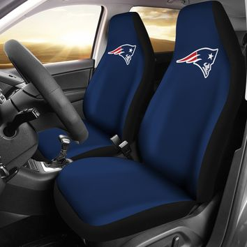New England Patriots Design Seat Covers