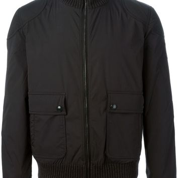 Belstaff zipped bomber jacket