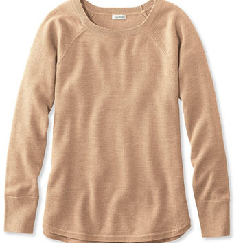 Washable Merino-Wool Sweater, Pullover | Free Shipping at L.L.Bean.