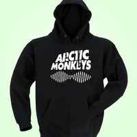 Arctic Monkey Musical Band Logo design for men hoodie, women hoodie, sweatshirt, Long sleeved