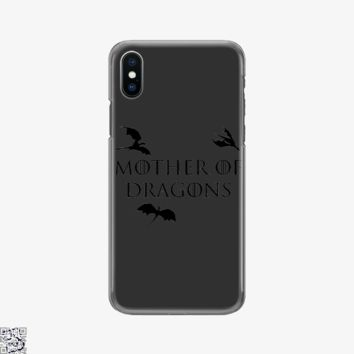 Mother Of Dragons Three Dragons, Game of Thrones Phone Case