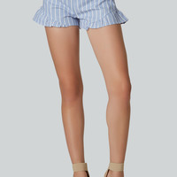 Get Your Ruffle On Shorts