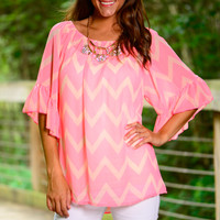 The Deluxe Top, Pink