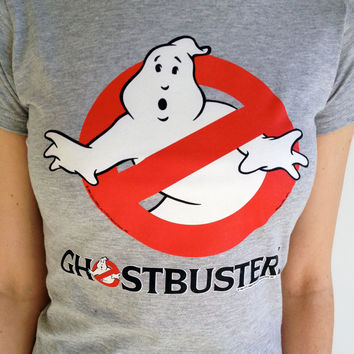 Vintage GHOSTBUSTERS TShirt/ Retro/ 80s/Movie