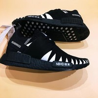 Adidas NMD x NBHD Knitted Face Shoes Sneakers
