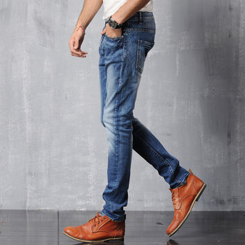 Slim Stretch Men Jeans [6528731523]