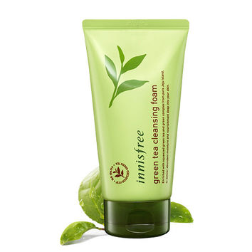 Innisfree Green Tea Pure Cleansing Foam (150mL)