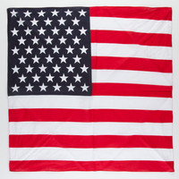 Rothco Flag Bandana Multi One Size For Men 21594095701