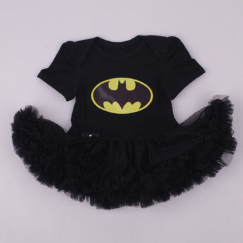 Tutu Bodysuit Western Style Cotton Baby Halloween Costumes Sport Newborn Kids Outfits Body Baby Girl Pumpkin Skirt Tutu Bodysuit