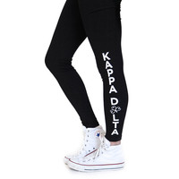 Kappa Delta Kick It Leggings