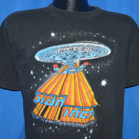 80s Star Trek The Next Generation t-shirt Medium