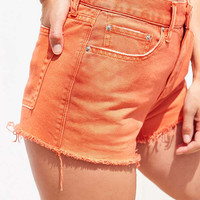 BDG Girlfriend High-Rise Denim Short | Urban Outfitters