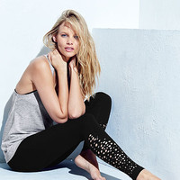 The Everywhere Laser-cut Legging - Victoria's Secret