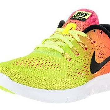 Fashion Online Women's Nike Free Rn Olympic Color Running Shoe Multi-color Nikes Running Shoes For W