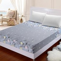 duvet rushed bedding 1pc sets 2017 nordica bed sheet roupa hot sell fitted elastic bed line bedset bedline mattress cover