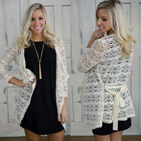 Fairytale Cardigan (Hazel Clothes) - Piace Boutique