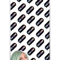 Kimoji Kim Kardashian kanye west north kylie jenner Soft TPU Phone Case Cover Coque For iPhone 7Plus 7 6 6S 5 5S SE 5C 4 4S 2