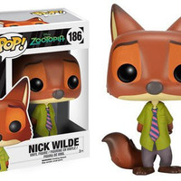 Zootopia Nick Wilde Pop! Vinyl Figure