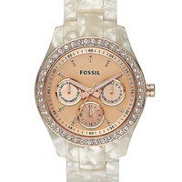 Fossil Glitz Watch