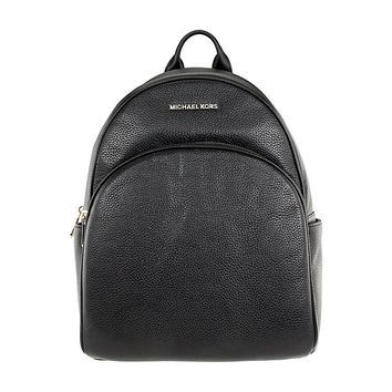 MICHAEL Michael Kors Abbey Jet Set Large Leather Backpack
