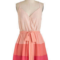 Colorblocking Short Length