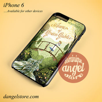 Anne Of Green Gables Vintage Phone case for iPhone 6 and another iPhone devices