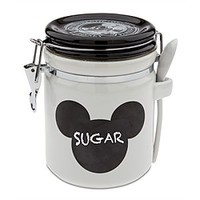 Mickey Mouse Kitchen Canister | Disney Store
